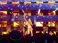 Belinda en los Kids Choice Awards Mexico 2012 - Show 05