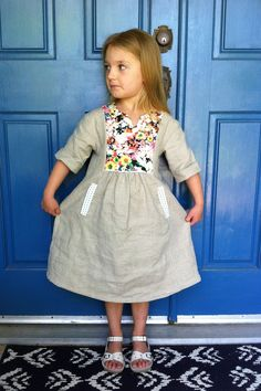 Oliver + S hide-and-seek dress