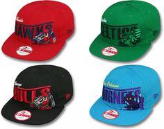 NBA X MARVEL COMICS X NEW ERA – TEAM HERO PACK