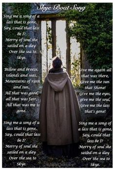 """""""The Skye Boat Song"""" with lyrics by Bear McCreary 