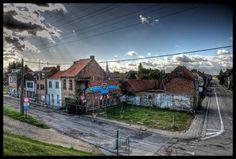 Die Street-Art-Geisterstadt  Credit: Romany_WG