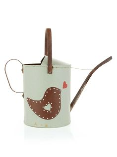 Mint green rust-effect watering can with heart from Goeters Met Liefde Fresh Outfits, Watering Can, Buy Shoes, Best Brand, Mint Green, Fashion Online, Fashion Accessories, Man Shop, Canning