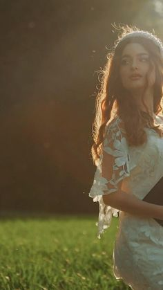 Golden hour editorial bridal shoot | Longton wood, Kent