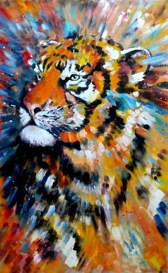 Lion, Paintings, Animals, Art, Animales, Paint, Animaux, Leo, Painting Art