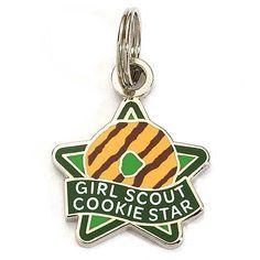 Cookie Star Charm #12104 $6.25
