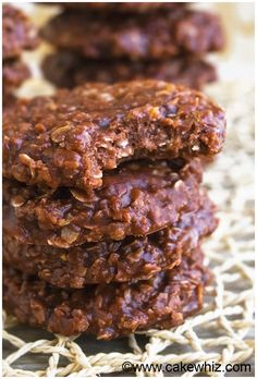 Classic No Bake Cookies Recipe 02