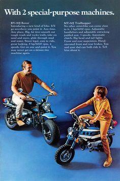 Suzuki RV 90 & MT 50 J