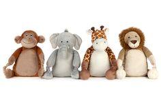 The Bobo Buddies Family #toy #soft #gift #backpack #birthday #christening #babyshower