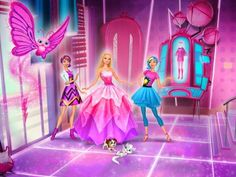 Barbie in Princess Power - Official stills Barbie Dvd, Barbie Pony, Barbie Cake, Barbie Dress, Barbie Fairytopia, Princess And The Pauper, Princess Of Power, Barbie Stories, Barbie Cartoon