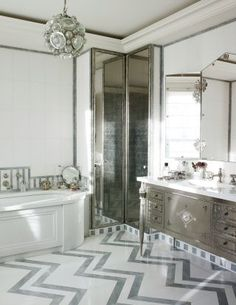 Bathroom Design   AD DesignFile - Home Decorating Photos   Architectural Digest