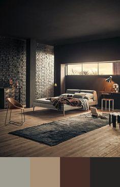 10-esquemas-de-cores-perfeitos-para-decorar-o-seu-quarto-3 10-esquemas-de-cores-perfeitos-para-decorar-o-seu-quarto-3