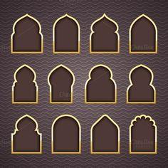 Design Arab windows @creativework247