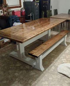 Custom Built Farmhouse Style Conference Table Perryloopcom Hand - Farmhouse conference table