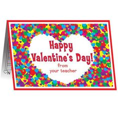 valentine cards for 5th graders