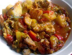 Danina kuhinja: Djuveč