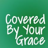 Covered By Your Grace Font: Personal Use