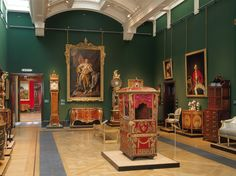 The Pennethorne Gallery at Buckingham Palace - The Royal Collection copyright 2009 Her Majesty Queen Elizabeth II