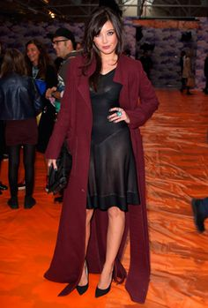 London: Daisy Lowe at House of Holland