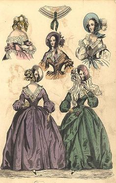 The Victorian period was named after Queen Victoria and during this time fashion…