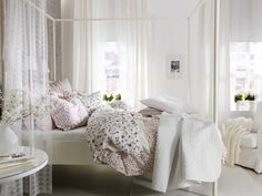Snuggle up in softness and pile on the cozy.  A good night's sleep starts with the soft stuff you cuddle up in. Like pillows that fit the way you sleep and quilts to layer on the warmth. And soft, beautiful duvet covers that are just your style.