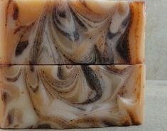 Turkish Mocha  Handmade Soap  Turkish Coffee Marhmallow Hazelnut Cocoa Absolute by AlchemicMuse, $6.50