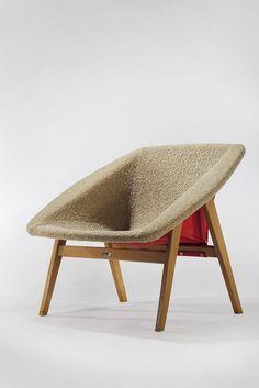 Joseph André Motte . corb chair