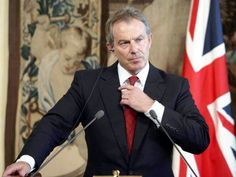 Tony Blair - A Courageous, Wise, and Honorable Man, Who Served When He was Needed! We Need Him Still.