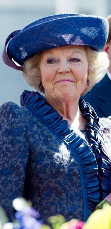 Queen Beatrix | The Royal Hats Blog