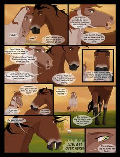 TotH Issue 009 by Wild-Hearts on DeviantArt Dreamworks, Spirit The Horse, Horse Animation, Wolf Comics, Horse Cartoon, Horse Story, Indian Horses, Fantasy Love, Star Stable