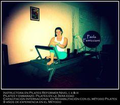 Pilates Reformer Terapeutico
