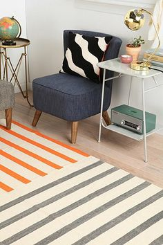 lamp + Rug | Urban Outfitters