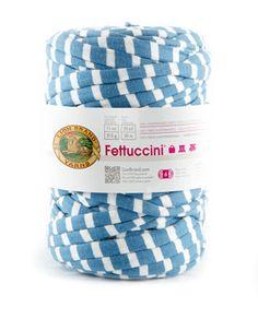 Fettuccini  Yarn from Lion Brand Yarn