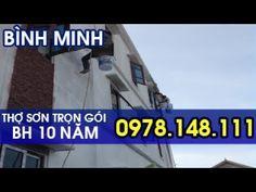 Thợ Sơn Bình Minh Chuyên Nhận Sơn Bả Tại Mỹ Đình, Cầu Giấy, Hà Nội - YouTube