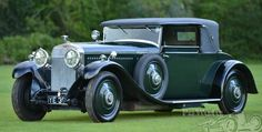 1927 Hispano-Suiza (F) H6B Park Ward Fousome Coupe