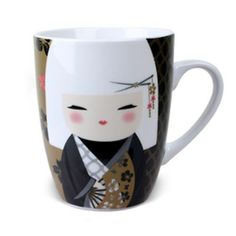 "RP: Kimmidoll Mug: Michiru ""Wealth"" 
