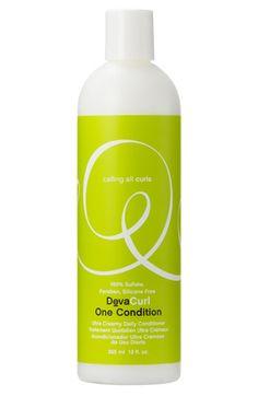DevaCurl 'One Condition' Ultra Creamy Daily Conditioner | Nordstrom