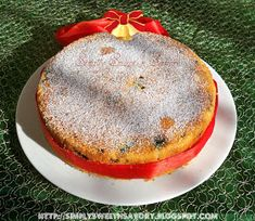 Pin It Light Fruit Cake . Light & buttery fruit cake, filled with candied fruits & nuts. Light Fruit Cake Recipe, Candied Fruit, Cake Recipes, Opal, Pudding, Cakes, Sweet, Desserts, Food