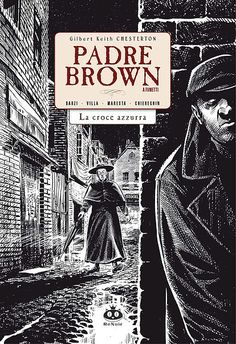 La libreria dell'Uomo Vivo - Padre Brown : La croce azzurra - Gilbert Keith Chesterton