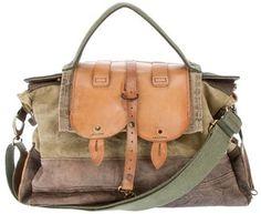 3A.N.G.E.L.O. & Partners Vintage Vintage military bag
