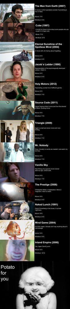 Best Mindf**k Movies Part 3 (listed) - 9GAG