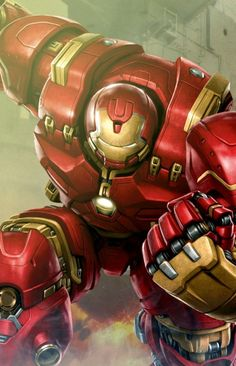 Its the Hulkbuster armour, just epic. www.thegeekarticle.com