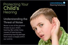 Protecting your Child's Hearing