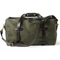 Filson Duffel Bag Small | Otter Green