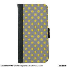 Gold Star with Grey Background Phone Pouch Available on many products! Hit the 'available on' tab near the product description to see them all! Thanks for looking!  @zazzle #art #star #pattern #shop #iphone #case #phone #electronic #accessory #accessories #fashion #style #women #men #shopping #buy #sale #gift #idea #samsung #galaxy #apple #mac #ipad #tablet #computer #lifestyle #fun #sweet #cool #neat #modern #chic #laptop #sleeve #ipad #black #gold