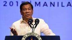 Duterte poursuit son combat contre la drogue