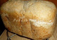 Pšenično - žitný (2:1) se sezamem Bread, Food, Brot, Essen, Baking, Meals, Breads, Buns, Yemek