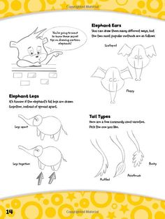You Can Draw Cartoon Animals: A simple step-by-step drawing guide! (Just for Kids!): Christopher Hart: 9781600586118: Amazon.com: Books