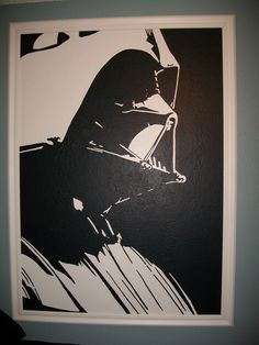 stormtrooper painting - Google Search