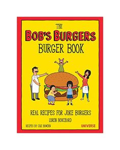 "There's Going To Be An Official ""Bob's Burger's"" Cookbook Soon"