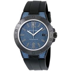 Bvlgari Diagono Magnesium Automatic Men's Watch 102364 - Diagono - Bvlgari - Watches - Jomashop